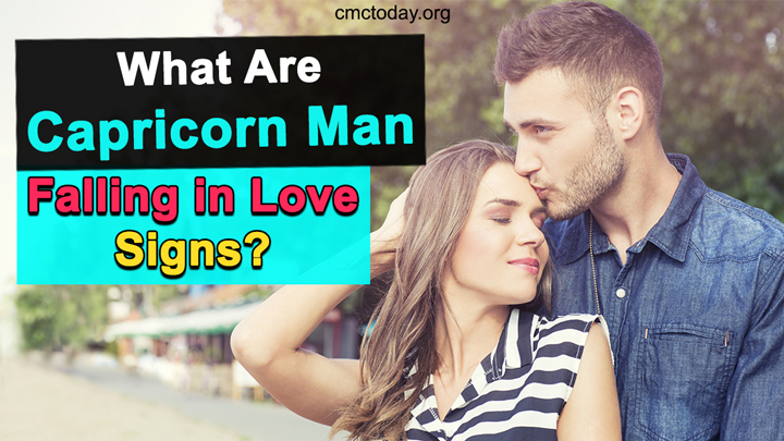 Man of falling out capricorn signs a love is Hurtful Signs